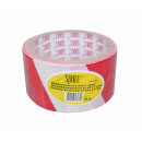 Barrier tape red/white 50 m