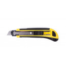 Cutter knife profi yellow