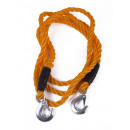 Towing rope 5.0 ton orange