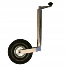Nose wheel with pneumatic tyre 48 mm / 260 x 85 mm