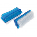 wholesale Manicure & Pedicure:Nail brush 2 pieces luxe