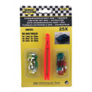 Car fuse 25 pieces mini + trekker