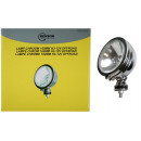 Lamp chrome 160 mm h3-12 volt off-road