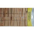 groothandel Huishoudwaren:Doekpinnen hout 36 stuk
