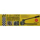Pipe bender 8-10-12 mm