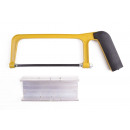 Hacksaw 150 mm junior + mitre box