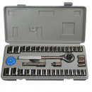 Socket set 40 pieces