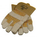 wholesale Working clothes: Rigger gloves deluxe furniture leather