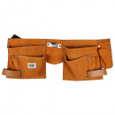 Tool apron leather 10 piece