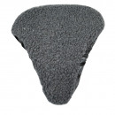 Saddle cover fur