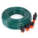 Garden hose set 15 m complete