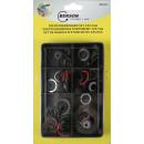 Sealing rings selection 125 pieces box