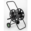 Hose trolley / color box 50 m green arrow