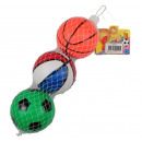 wholesale Pet supplies:Dog balls 3 piece