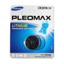 Samsung pleomax cr2016 / 3v litio