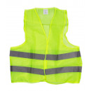 wholesale Car accessories: Traffic safety vest yellow en471 / en iso 20471