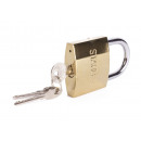 Padlock stahlex 63 mm blister card