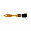 wholesale Painting Supplies: Paintbrush flat 1.0'' (25 mm) yellow benson