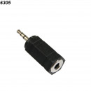 Headphone adaptor plug 2.5  3.2