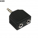 Headphone adaptor plug 3,2  2.0 x 3,2