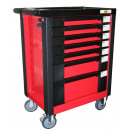 wholesale Garden & DIY store: Tool trolley 7  drawers 542 pieces profi