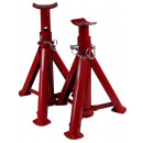 Axle stand set 3 tons