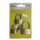 Padlock 3 pieces 20-30-40 mm