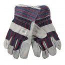 wholesale Working clothes: Rigger gloves cowhide split