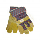 wholesale Working clothes:Rigger gloves pigskin