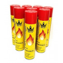 briquet gaz argentmatch 250 ml