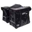 Bicycle bag bisonyl black 46 l