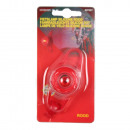 Bike light silicone red