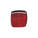 Side light red 60 x 60 mm blister card