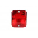 Fog rear light 85 x 75 mm - e mark