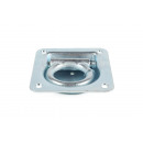 Trailer towing ring 100 x 95 mm