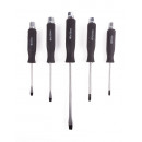 wholesale Garden & DIY store: Screwdriver 5  pieces profi blister card