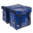Bicycle bag bisonyl blue 46 l