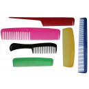 Combs set 6 pieces