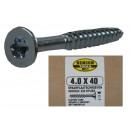Chipboard screw torx 4.0 x 40 mm