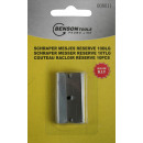 Scrapper blades reserve 10 pc