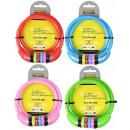 Cable- combination lock 431 10 x 650 colour