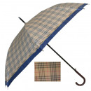 wholesale Umbrellas: Umbrella square 125 cm 8 strips
