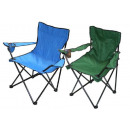 Camping chair 50 x  50 x 80 cm - mix color