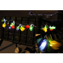wholesale Party Items: Bicycle flower garland + led