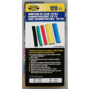 wholesale Electrical Installation: Shrink tube 120 pieces colour
