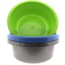 wholesale Household & Kitchen: Dishpan 6 l colour mix (32 x 13 cm)