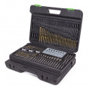 Drill- bit set 204 pieces case