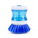 wholesale Cleaning: Dishwashing brush with pump reservoir