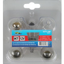 Car light h7 set 7 pieces promotional
