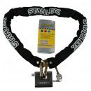 Chain padlock 792 10 x 1200 mm stahlex